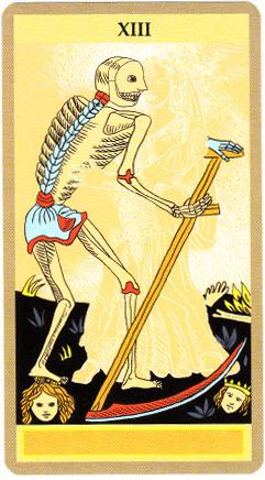Arcane 13 une lame inspirée des danses macabres