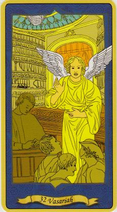 Oracle des anges - Tirez une carte - Ange321