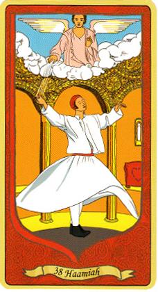 l'ange Haamiah ,l'Initié, ouvre son cœur
