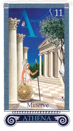 à l'image d'Athéna