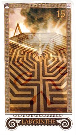 le labyrinthe est un mandala