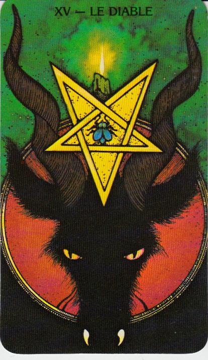 Le Diable est capable du pire puisqu'il n'a aucune limite.